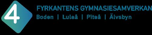 Fyrkantens gymnasier logo